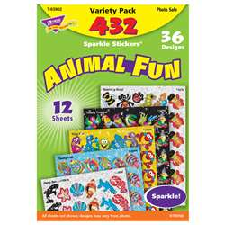 Animal Fun Value Pack By Trend Enterprises