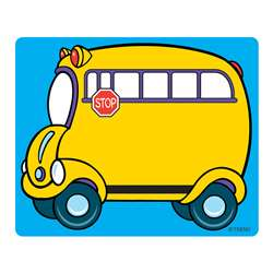 Name Tags School Bus 36/Pk By Trend Enterprises