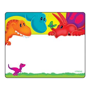Dino-Mite Pals Terrific Labels, T-68087