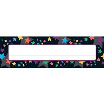 Stargazer Desk Name Plates By Trend Enterprises