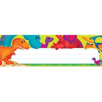 Dino-Mite Pals Desk Toppers Name Plates, T-69240