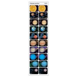 Planets And Sun Discovery Stickers By Trend Enterprises