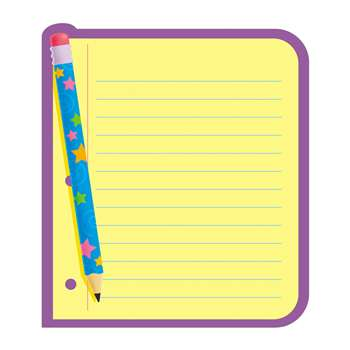 Note Pad Note Paper 50 Sht 5 X 5 Acid-Free By Trend Enterprises