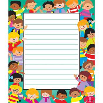 Note Pad Trend Kids By Trend Enterprises
