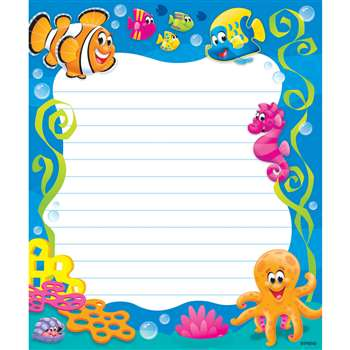 Sea Buddies Note Pad Rectangle, T-72390