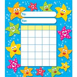 Dancing Stars Incentive Pad By Trend Enterprises