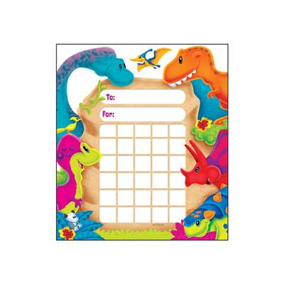 Dino-Mite Pals Incentive Pad, T-73027