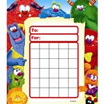 Furry Friends Incentive Pad By Trend Enterprises