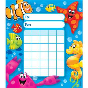 Sea Buddies Incentive Pad, T-73065