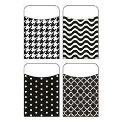 Black & White Terrific Pockets Variety Pack, T-77901