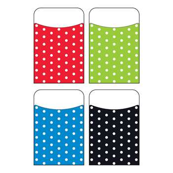 Polka Dots Terrific Pockets Variety Pack, T-77903