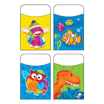 Pocket Pals Terrific Pockets Variety Pack, T-77908