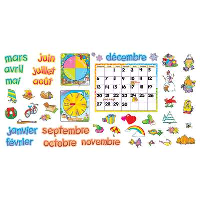 Calendrier Mensuel Bbs By Trend Enterprises