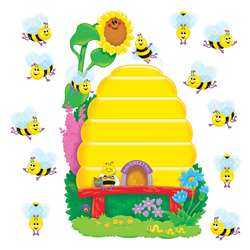Bb Set Busy Bees Job Chart Plus By Trend Enterprises