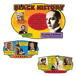 Bb Set Black History By Trend Enterprises