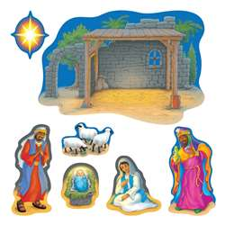 Bb Set Nativity By Trend Enterprises