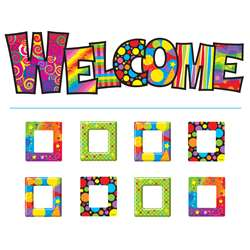 Bb Set Razzle Dazzle Welcome By Trend Enterprises