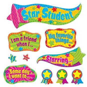 Youre The Star Bulletin Board Set By Trend Enterprises