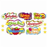 Classroom Headlines Bulletin Board Set By Trend Enterprises