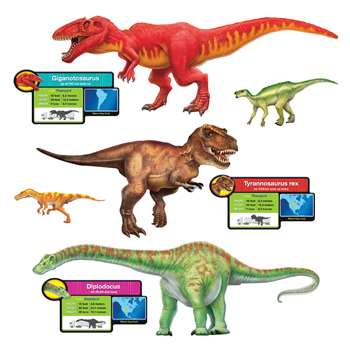 Discovering Dinosaurs Bb Set, T-8294