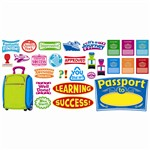 Passport To Learning Bulletin Board Set By Trend Enterprises