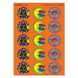 Stinky Stickers Happy Halloween By Trend Enterprises