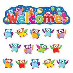 Owl Stars Welcome Bb Set, T-8367