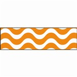 Wavy Orange Bolder Borders, T-85154
