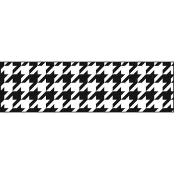 Houndstooth Bolder Borders, T-85164