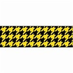 Houndstooth Yellow Bolder Borders, T-85169