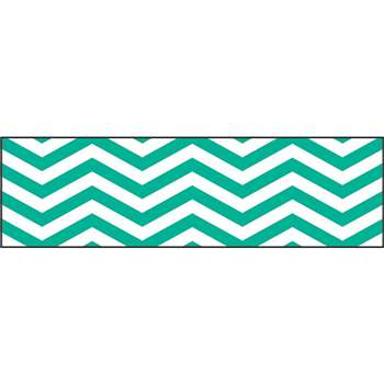 Looking Sharp Teal Bolder Borders, T-85183