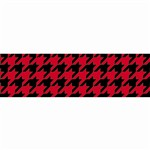 Houndstooth Red Bolder Borders, T-85198