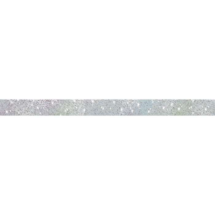 Silver Sparkle Bolder Borders By Trend Enterprises