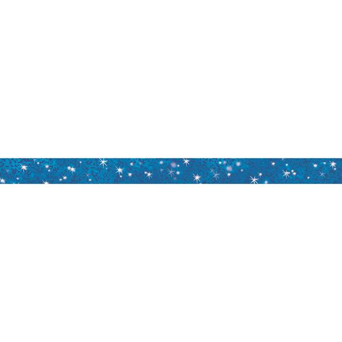 Blue Sparkle Bolder Borders By Trend Enterprises