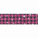 Houndstooth Pink Sparkle Plus Bolder Borders, T-85427