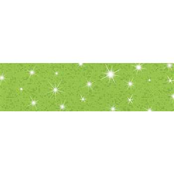 Lime Bolder Borders Sparkle, T-85435