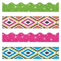 Aztec Sparkle Border Variety Pack, T-90828