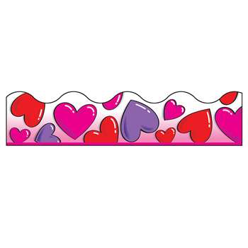 Trimmer Party Hearts By Trend Enterprises