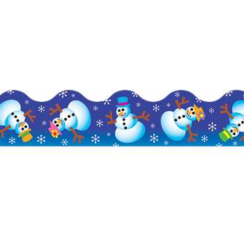 Trimmer Winter Fun By Trend Enterprises