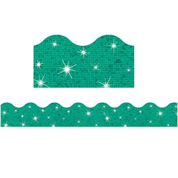 Teal Terrific Trimmers Sparkle, T-91420