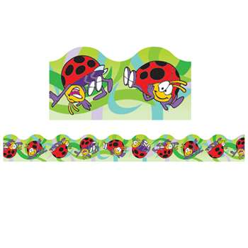 Trimmer Ladybugs By Trend Enterprises