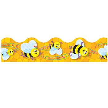 Trimmer Busy Bees By Trend Enterprises