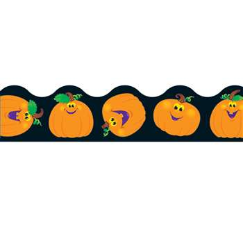 Trimmer Pumpkin Pals By Trend Enterprises