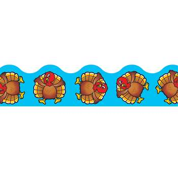 Trimmer Turkey Time By Trend Enterprises