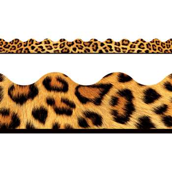 Leopard Tt Terrific Trimmers By Trend Enterprises