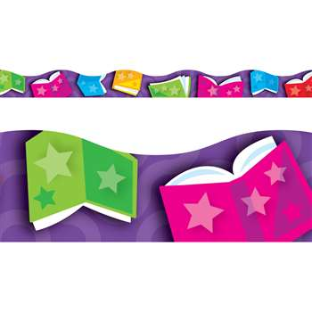 Bright Books Trimmer By Trend Enterprises