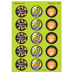 Stinky Stickers Halloween By Trend Enterprises