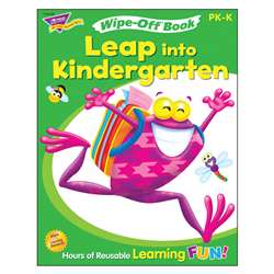 Get Ready For K-2 Frog-Tastic By Trend Enterprises