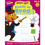 Ready To Read Level 2 Wipe Off Book Gr Pk-K By Trend Enterprises