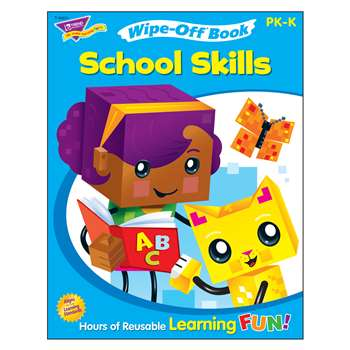 Wipe-Off Book Basic Skills, T-94231